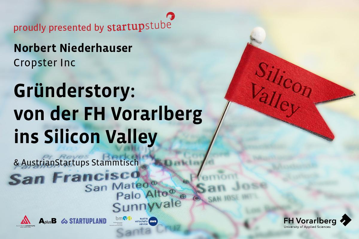 Gründerstory: von der FH Vorarlberg ins Silicon Valley